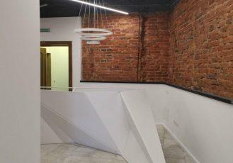 Отделка офиса в стиле лофт